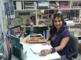 The colegio blogporter