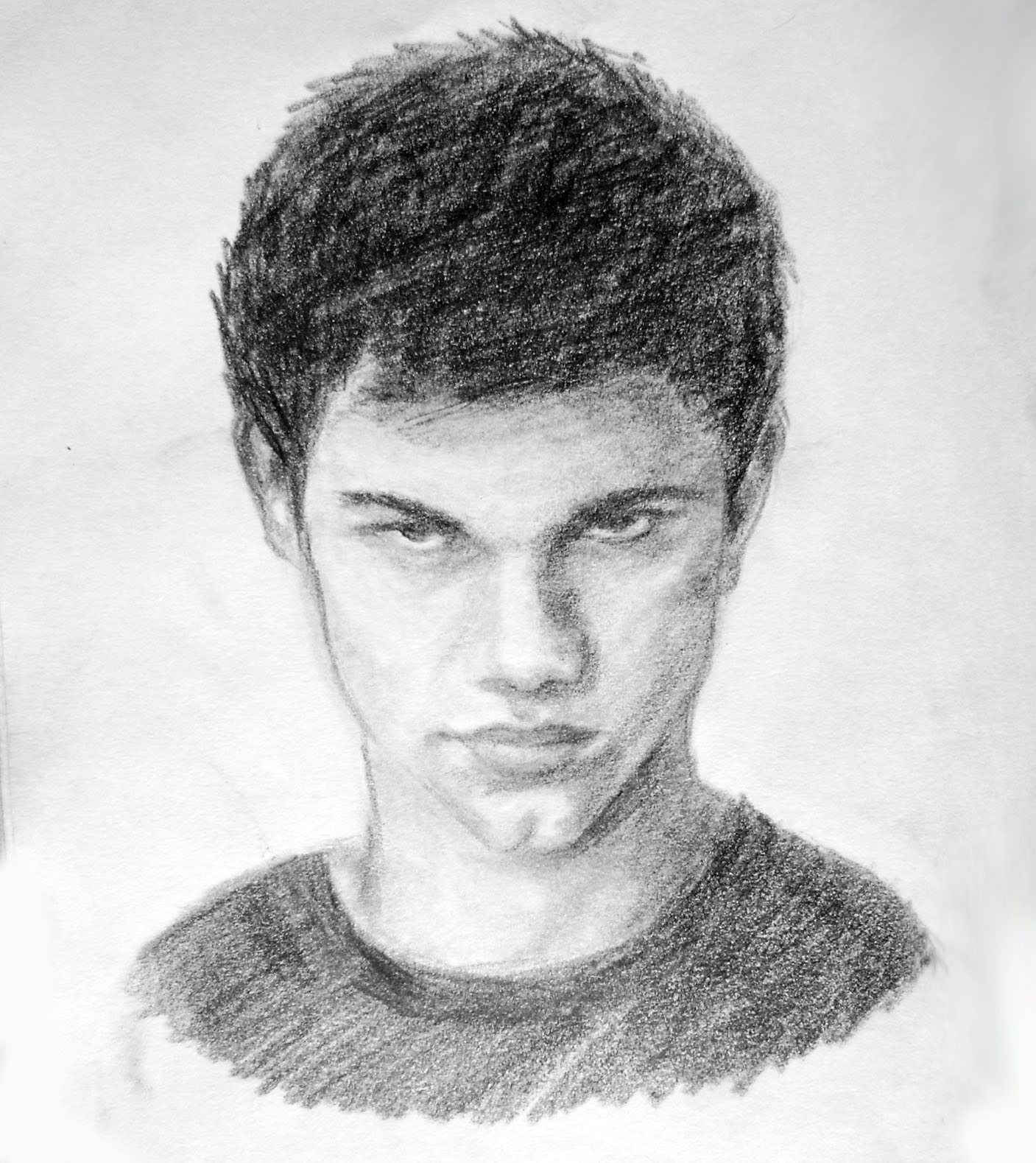 Jacob Twilight Coloring Book Pages Pictures to Pin on Pinterest