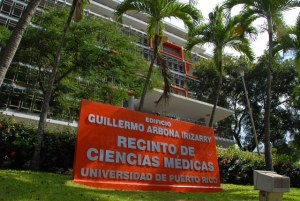 The Medical Sciences Campus of The University of Puerto Rico is the college of health professions, in which Roselló will now work as professor.(Photo Credit Medical Science Campus web page)