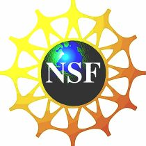 The National Science Foundation logo.