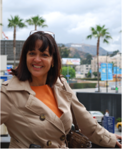 Lawyer and Director of Legal Services, Sylvia Enid Pérez.