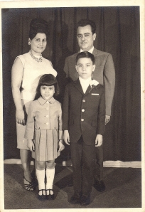 Juana and her family