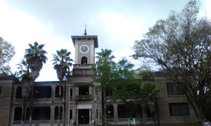 UPRM Rectory Building Jose de Diego.