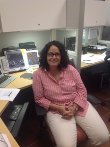 Dr. Lissette Rolón, professor at the University of Puerto Rico-Mayagüez, who has dedicated her time to helping disadvantaged students.