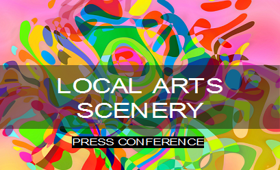 The press conference  held on October 16, 2014, presented the perspectives of different artists on the local arts scenery.