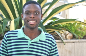 """Although is often, confused as an Haitian and has Haitian siblings, Reynaldo Belfort, 22, is Puerto Rican.  """"Proud to be born in Boricua ground, coming of Haitian offspring!"""""""